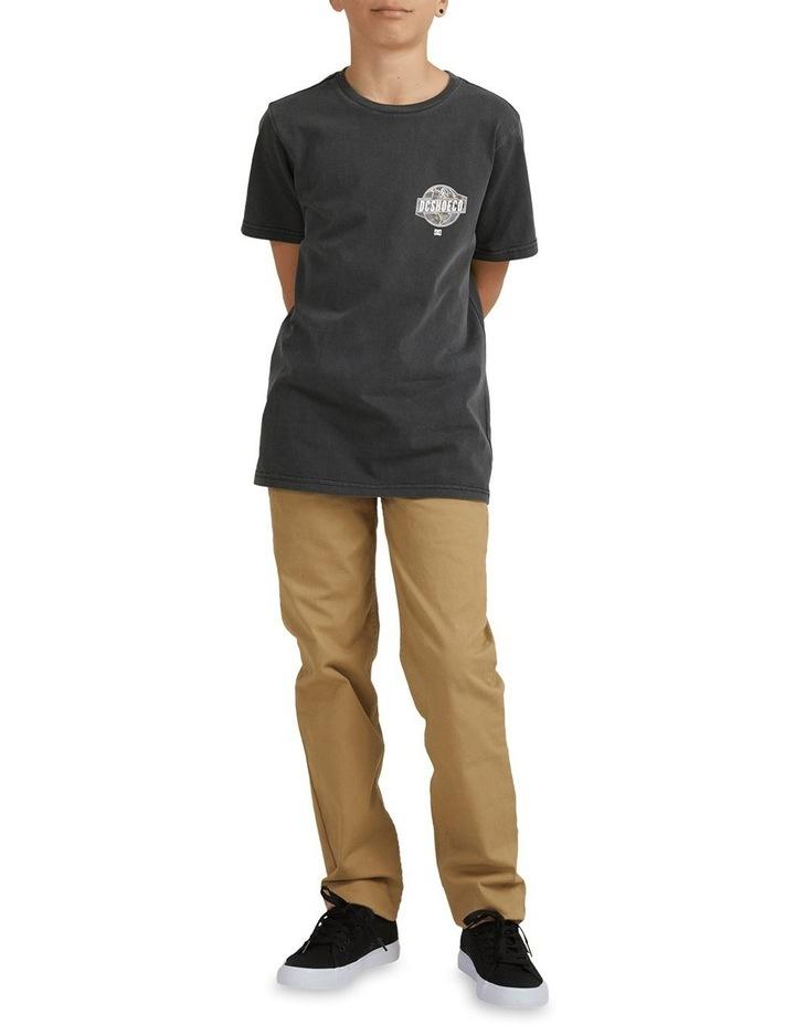 Around The World T-Shirt Black image 2
