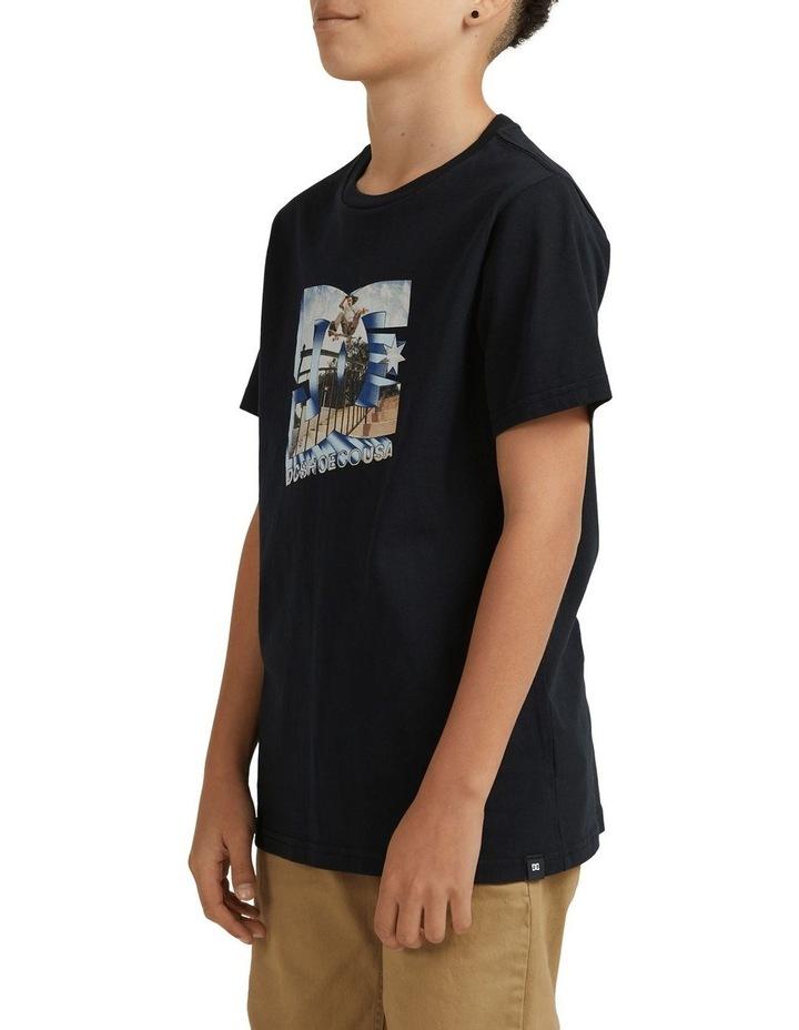 Chrome Star - T-Shirt For Boys image 2
