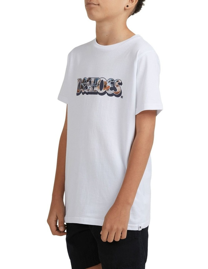Shoes Shadow Short Sleeve Tee for Boys image 2