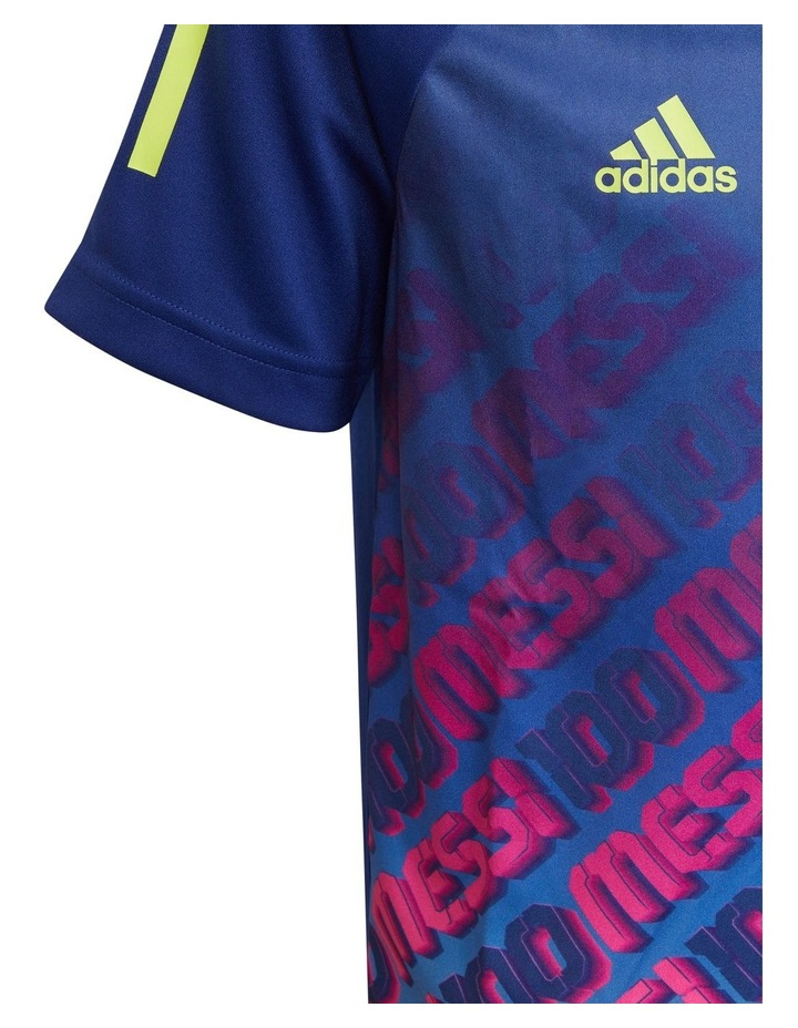 Boys Messi Aeroready Football Jersey image 5