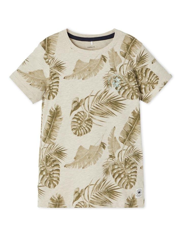 Hachem Short Sleeve T-Shirt image 1