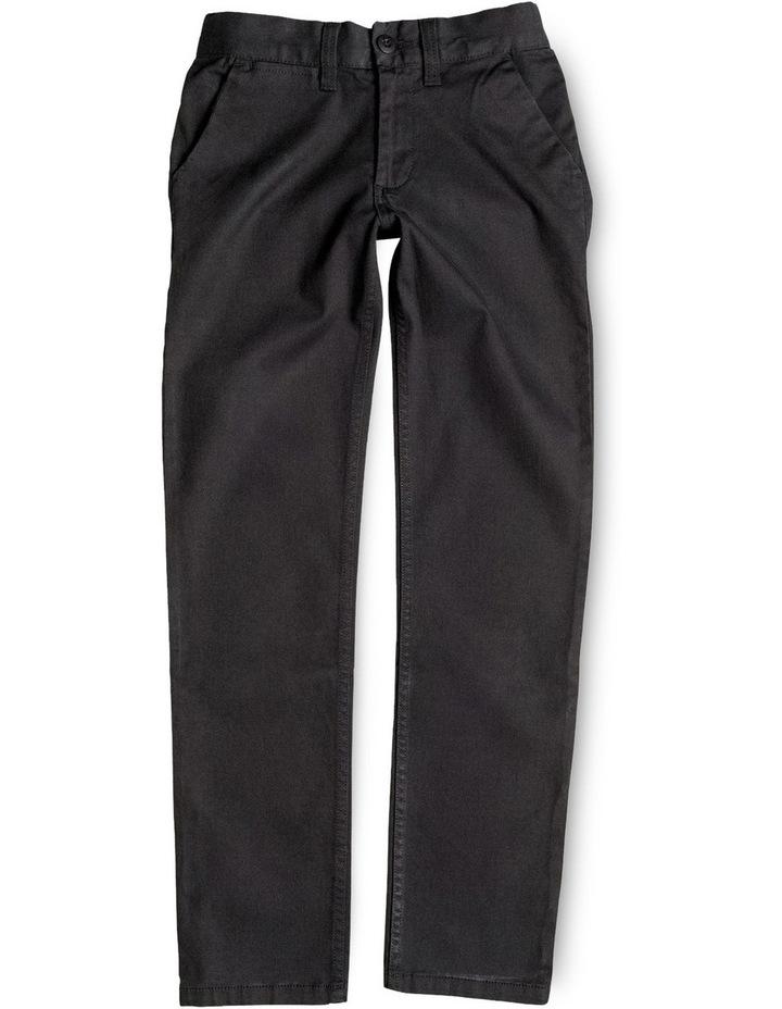Worker Boy Slim Chino Pant image 1