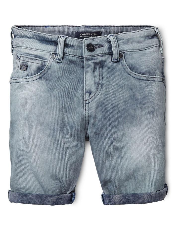 Floyd Shorts - Starry Blue image 1