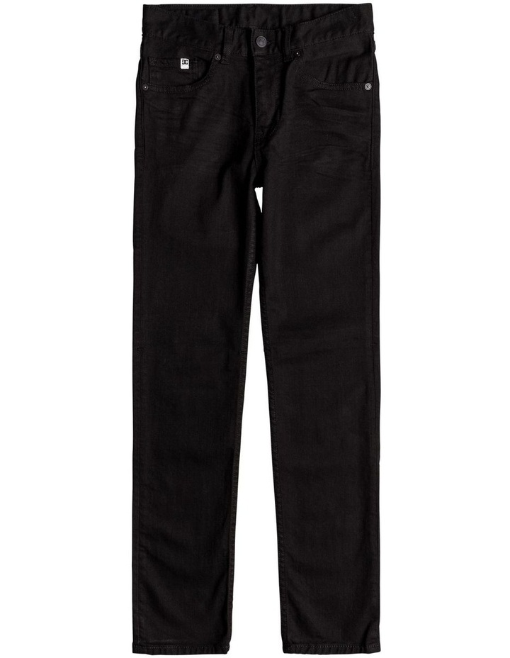 Worker Slim Fit Jeans image 1