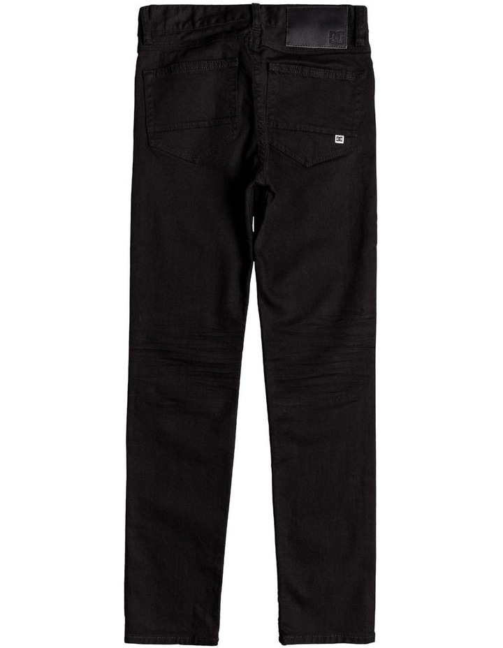 Worker Slim Fit Jeans image 2