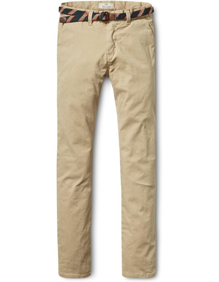 Slim Fit Garment Dye Chino image 1