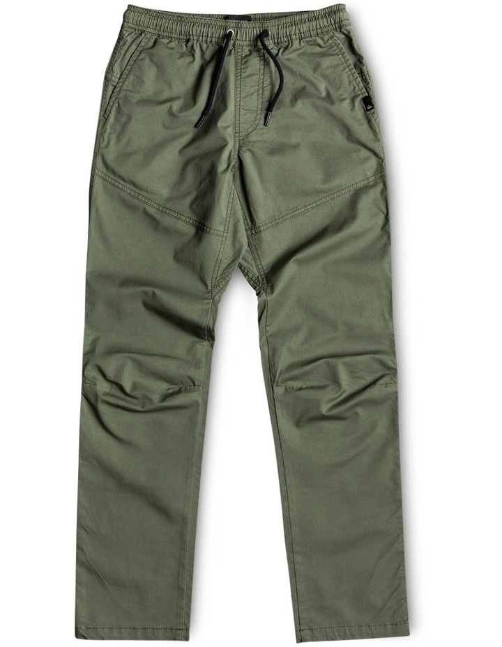 Foxoy - Straight Tapered Fit Pants image 1