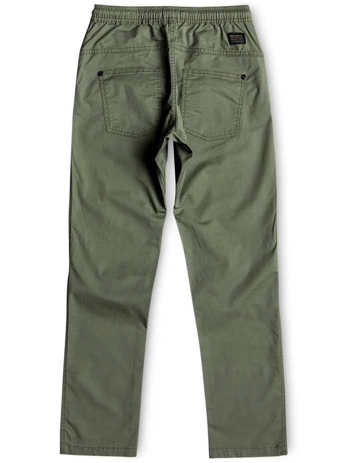 Foxoy - Straight Tapered Fit Pants image 2