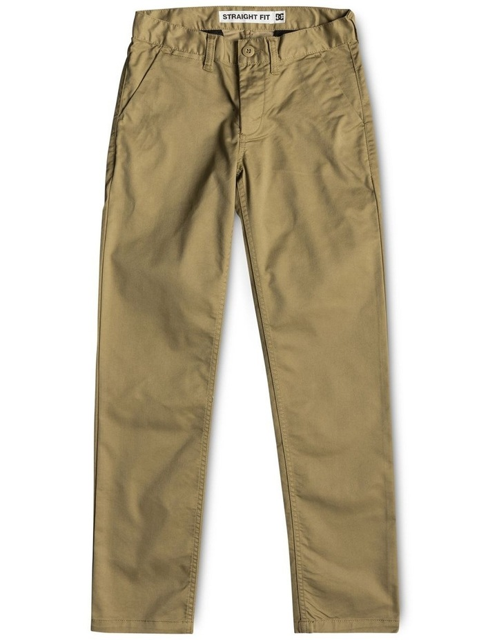 03a3b9018 DC | Worker - Straight Fit Chinos | MYER