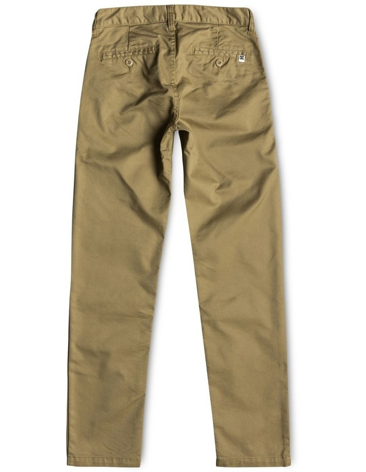 Worker - Straight Fit Chinos image 2