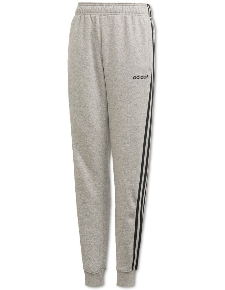 Youth Boys Essentials 3 Stripes Pants image 1