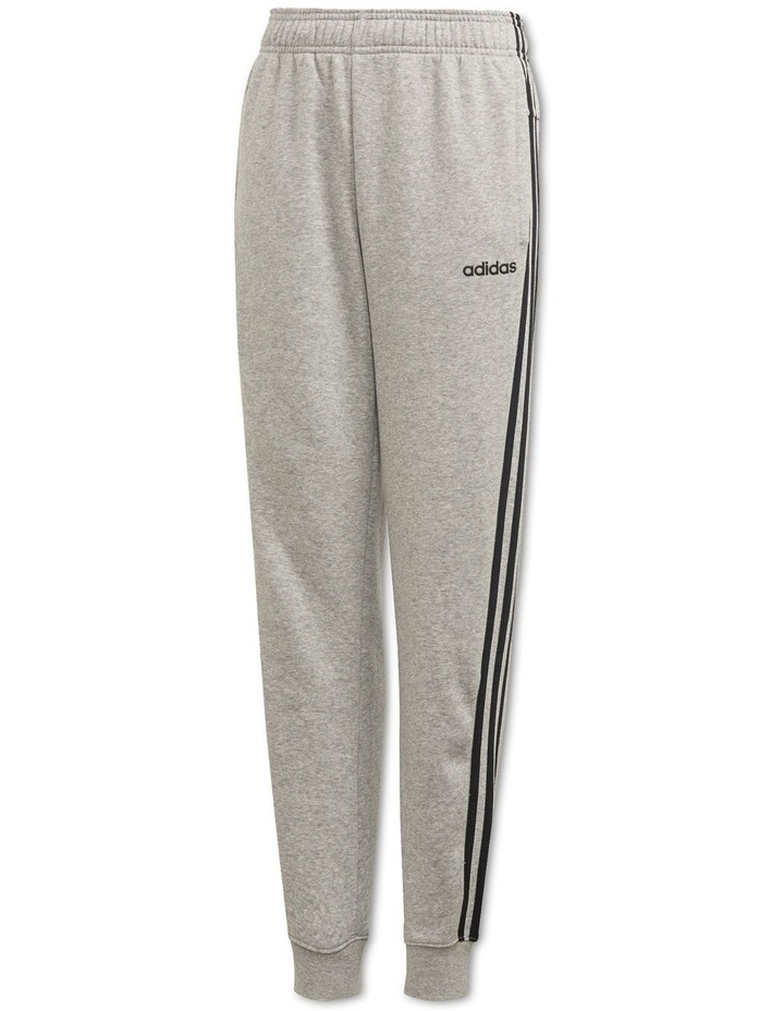 Youth Boys Essentials 3 Stripes Pants image 2