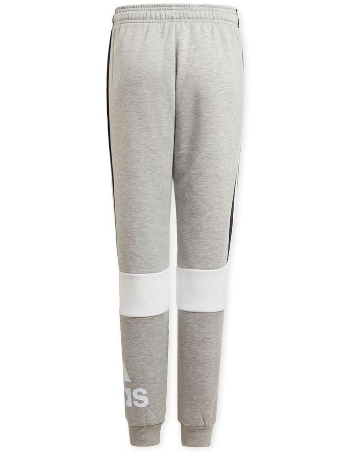 Boys Adidas Essentials Colorblock Joggers image 2