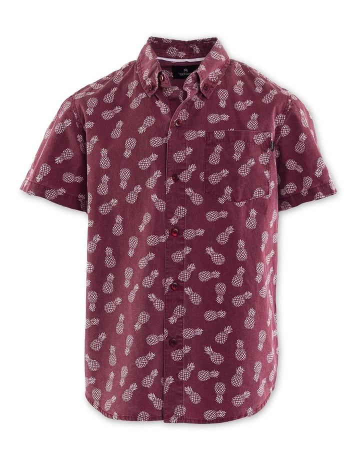 Pine Springs Short Sleeve Shirt 8-16 Boys image 1