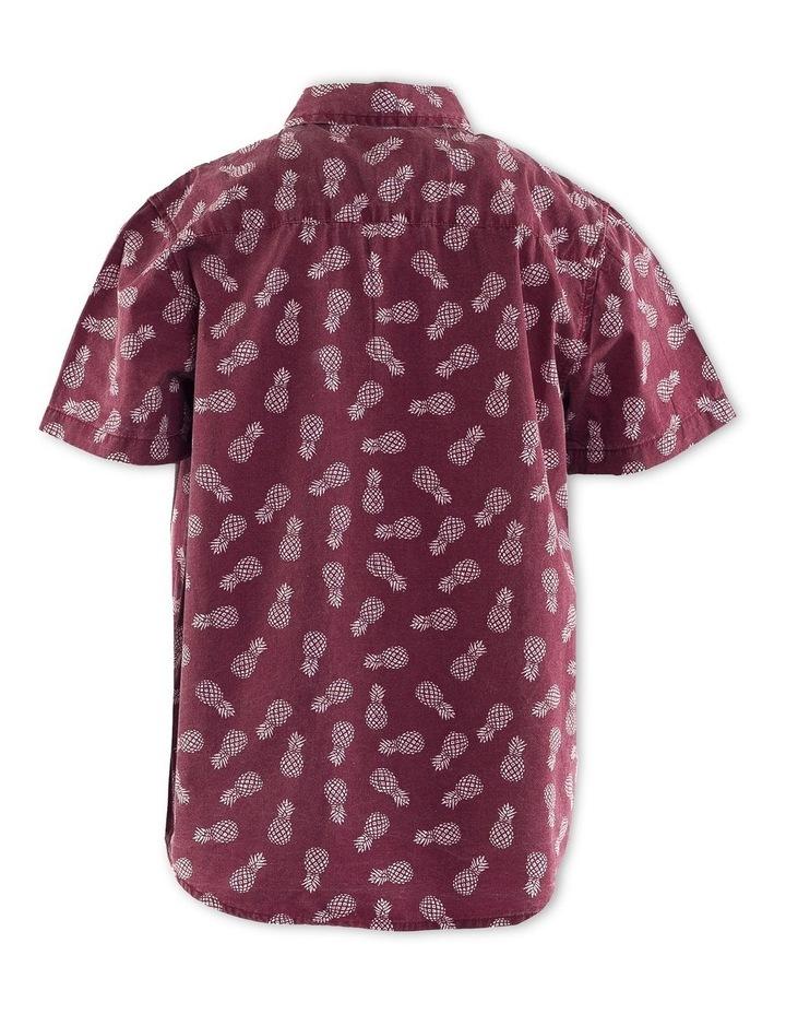 Pine Springs Short Sleeve Shirt 8-16 Boys image 2