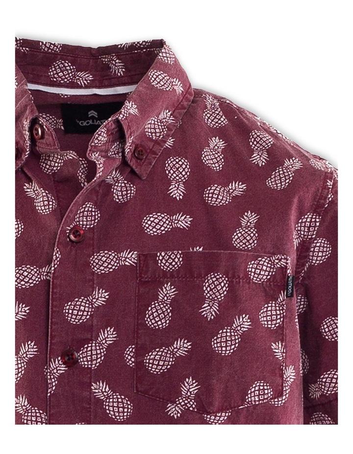 Pine Springs Short Sleeve Shirt 8-16 Boys image 3