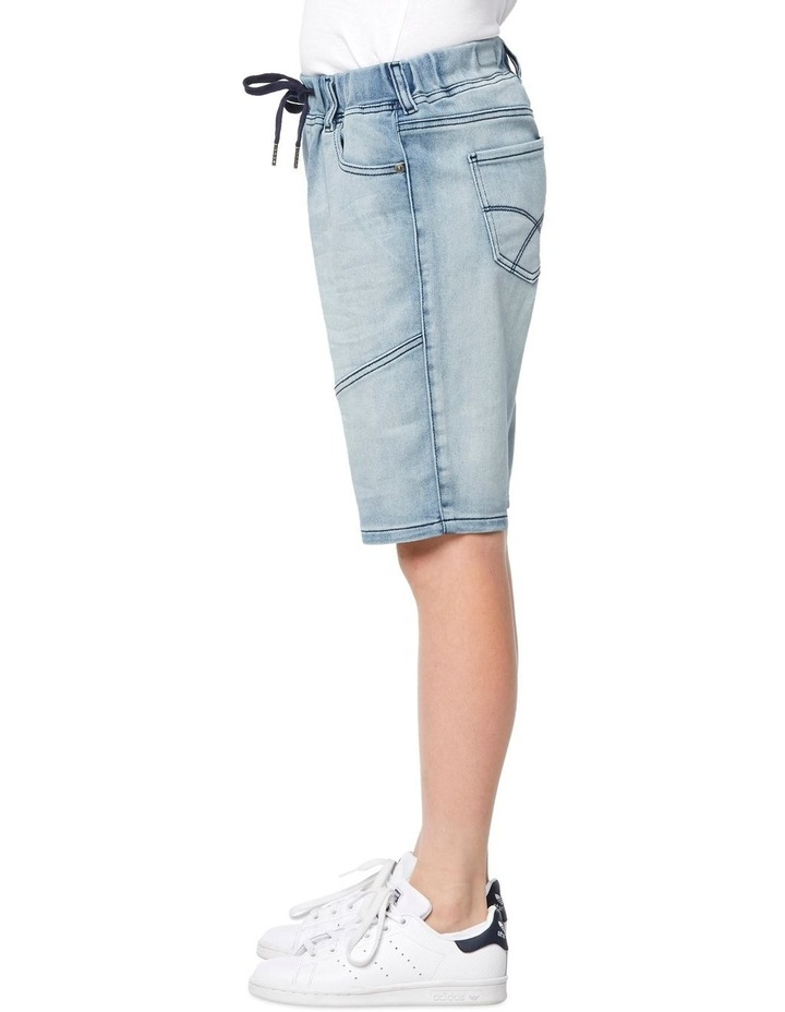Denim Jogger Short image 2