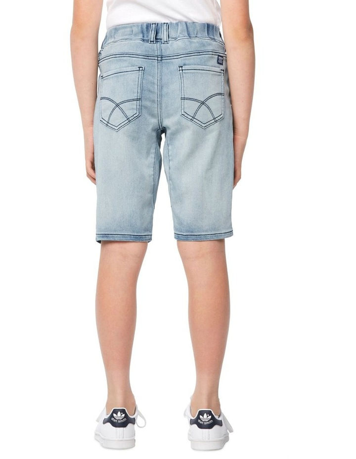 Denim Jogger Short image 3