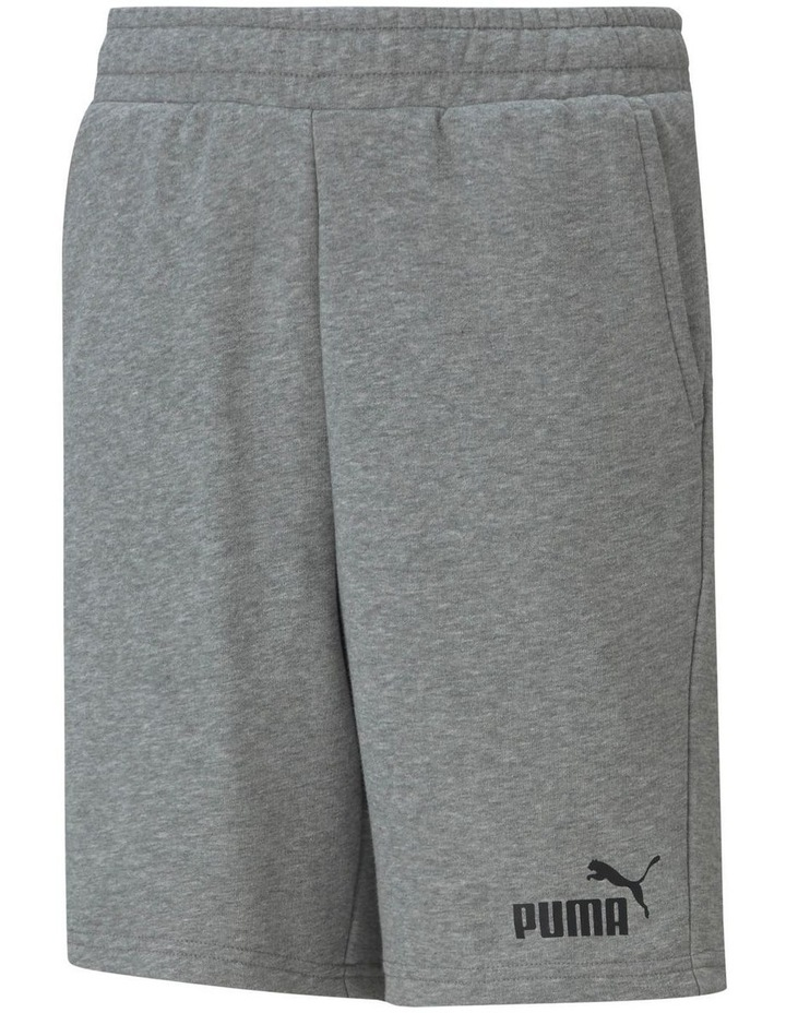 Ess Sweat Shorts B Medium Gray Heather image 1