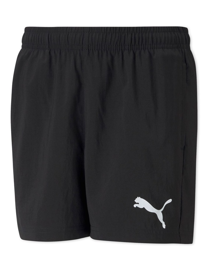 Active Woven Shorts B Black image 1