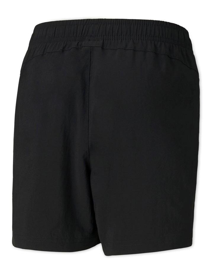 Active Woven Shorts B Black image 2