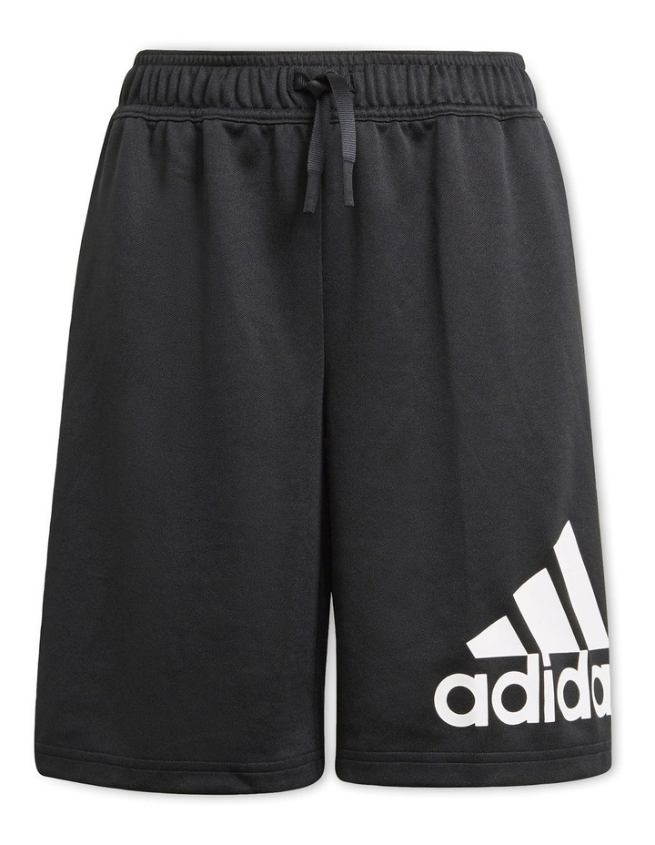 Designed 2 Move Black Shorts image 1