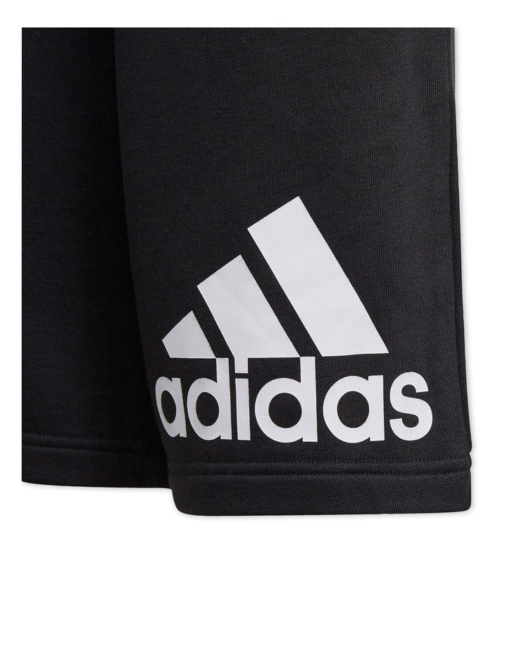 Adidas Essentials Black SHorts image 3