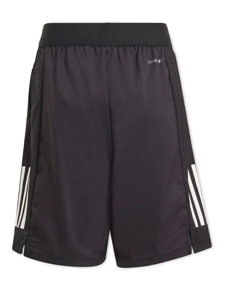 XFG Aeroready Black Sports Shorts image 2