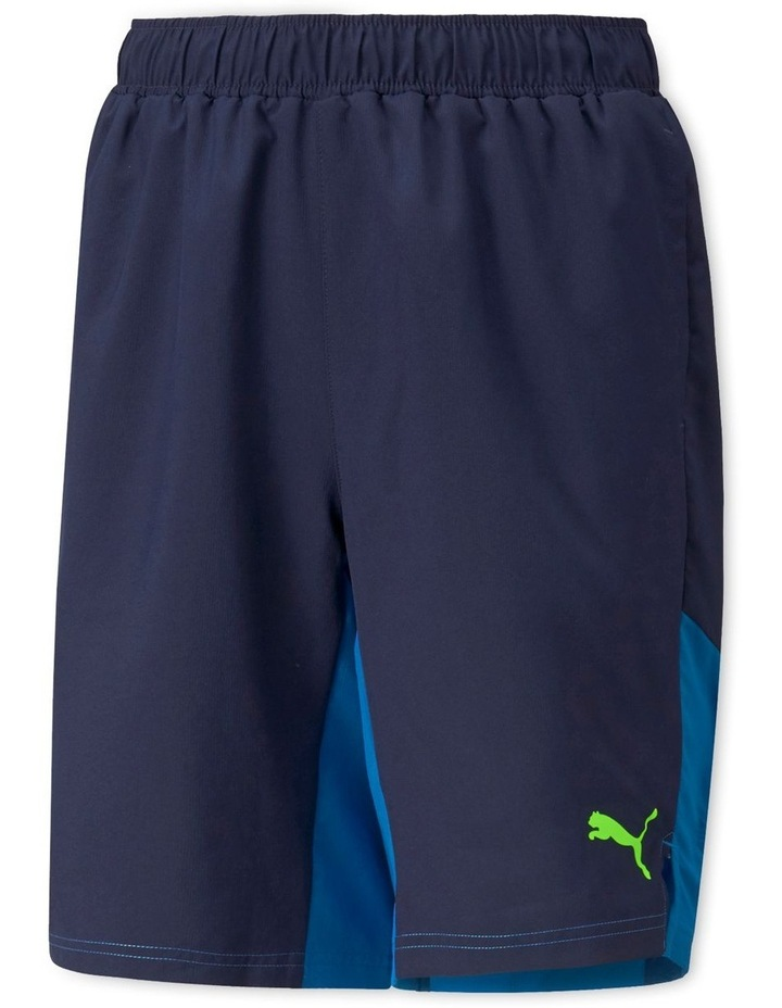 Active Sport Woven Shorts Peacoat image 1