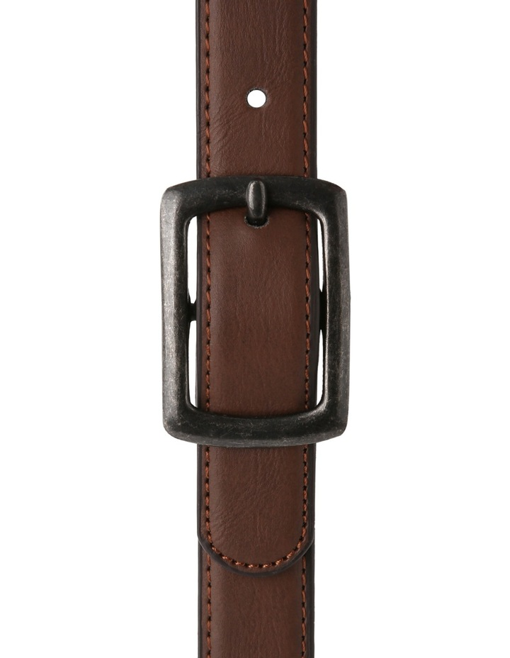 Core Leather Belt image 1