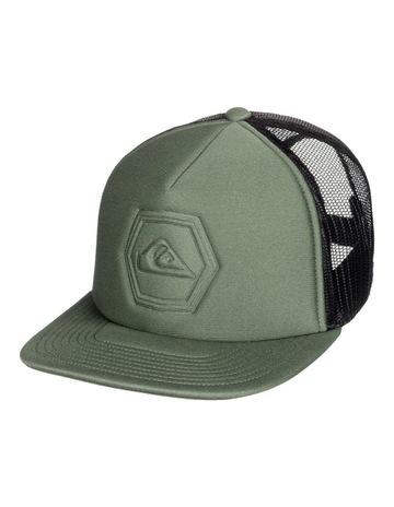 acb4689aeffcd Quiksilver Pressington - Trucker Hat