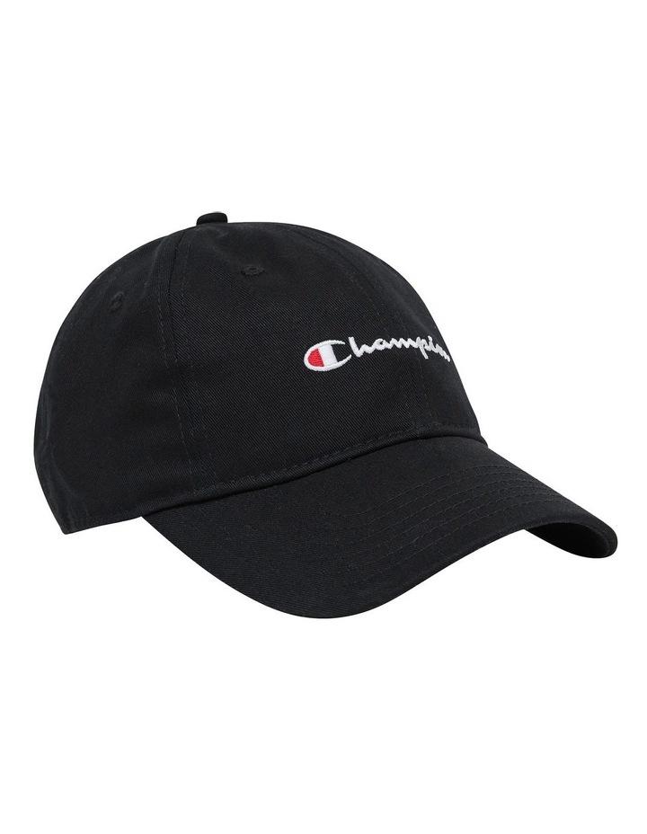 Juniors Script Black Cap image 2
