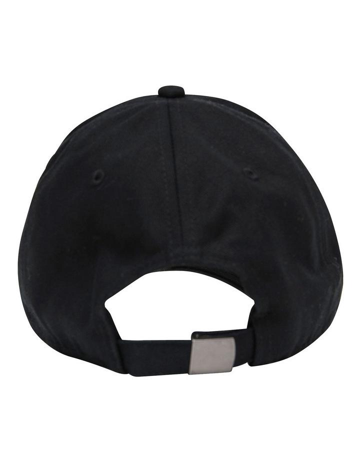 Juniors Script Black Cap image 3