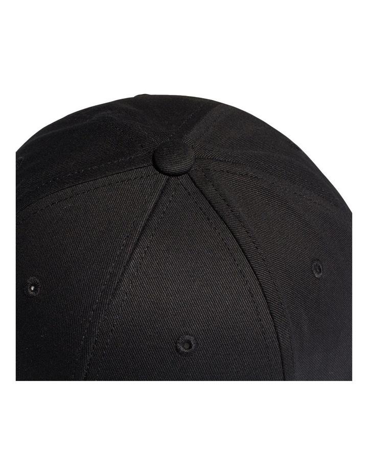 Black/White Baseball Cap image 4