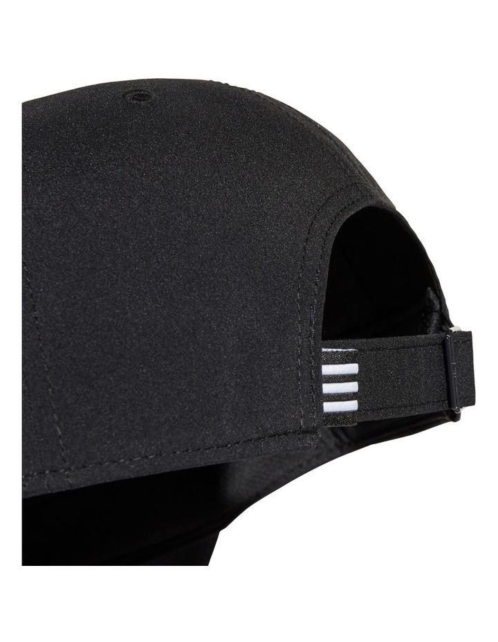 Lightweight Embroidered Black Baseball Cap image 5