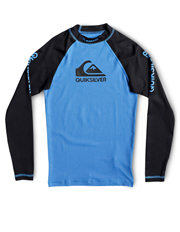 Quiksilver - On Tour Boys Long Sleeve - Rashvest