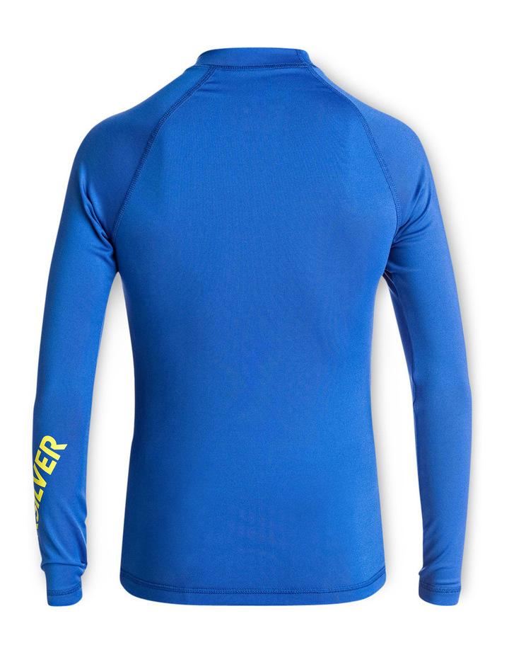 Long sleeve rash vest image 2