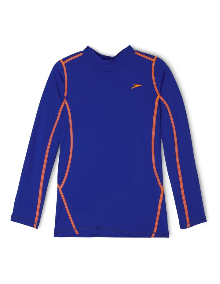 Boys Long Sleeve Tech Sun Top image 1