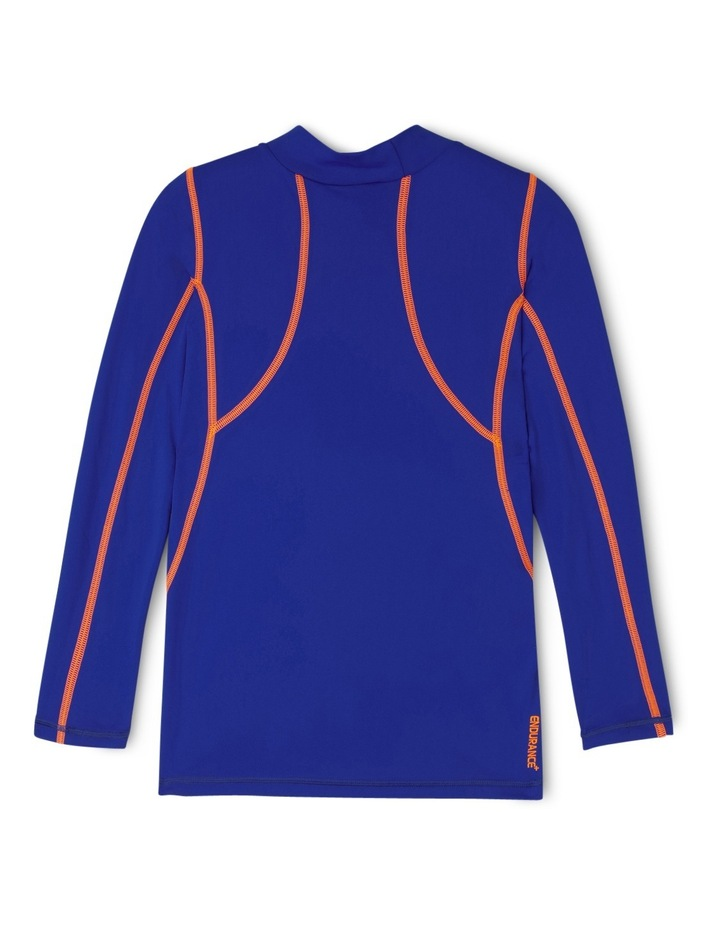 Boys Long Sleeve Tech Sun Top image 2