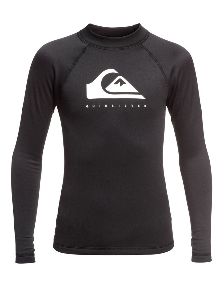 Heater Long Sleeve UPF 50 Rash Vest image 1
