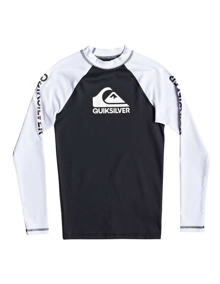 On Tour Long Sleeve UPF 50 Rash Vest image 1