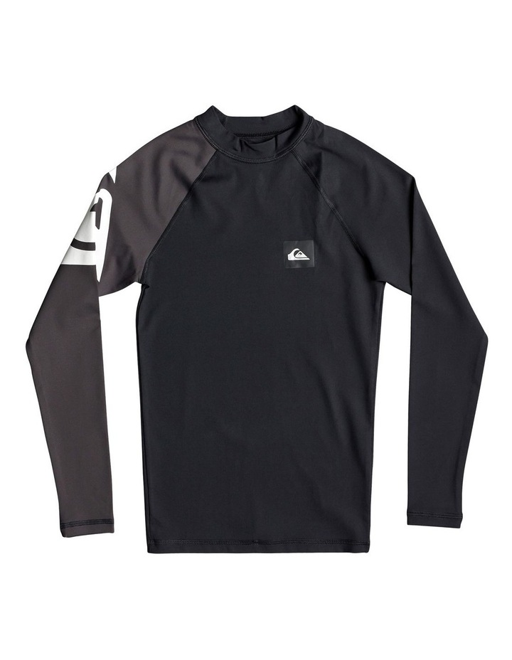 Active Long Sleeve UPF 50 Rash Vest image 1