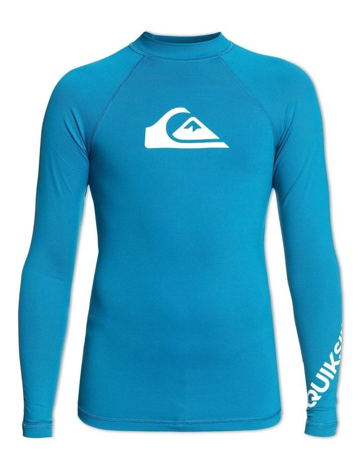 All Time Long Sleeve UPF 50 Rash Vest image 1