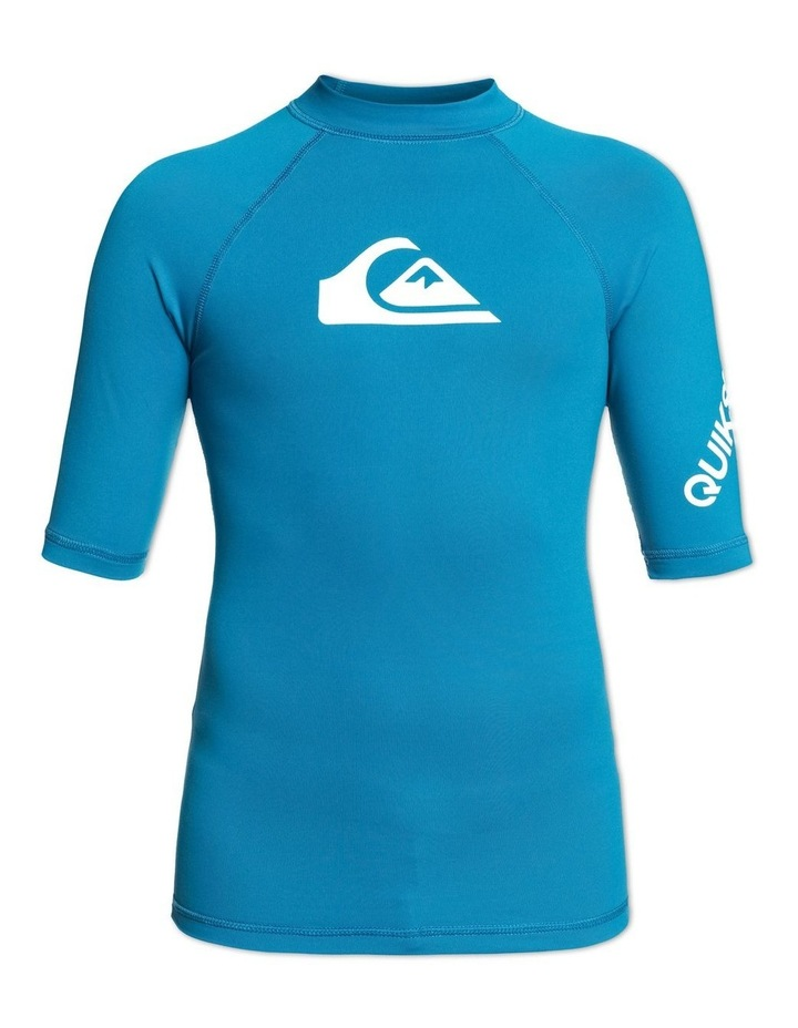 All Time Short Sleeve UPF 50 Rash Vest image 1
