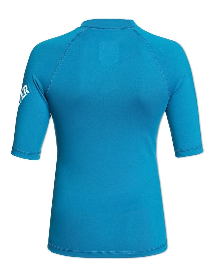 All Time Short Sleeve UPF 50 Rash Vest image 2