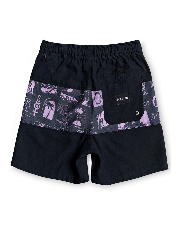 "Voodoo Block 14"" - Swim Shorts image 2"