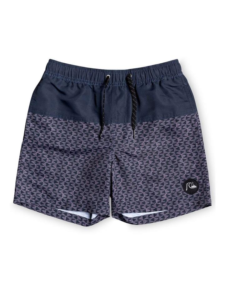 "Geo Spot 14"" - Swim Shorts image 1"