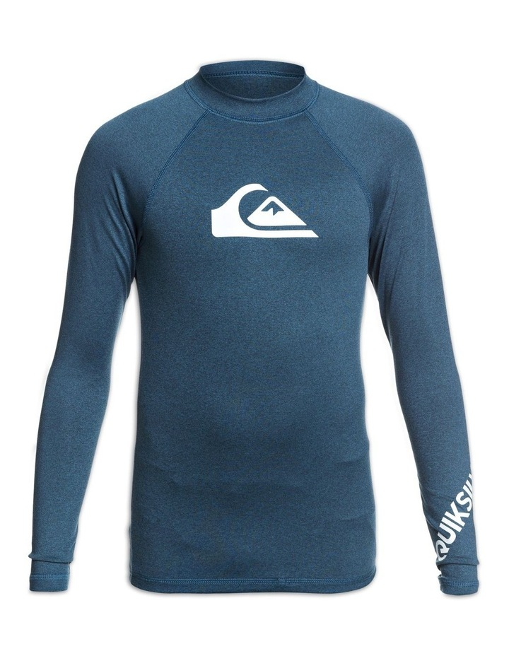 All Time - Long Sleeve UPF 50 Rash Vest image 1