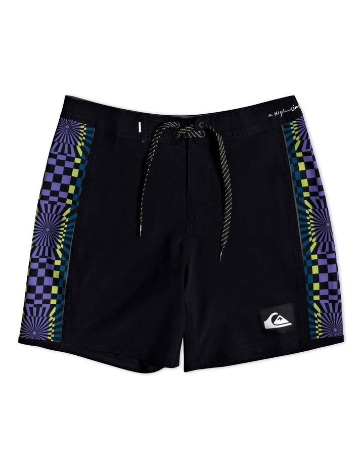 "Highline Strobe Arch 15"" - Board Shorts for Boys image 1"