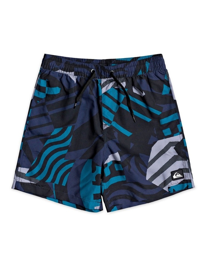 "Neo Geo 14"" - Swim Shorts for Boys 8-16 image 1"